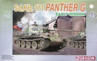 Немецкий танк Sd.Kfz. 171 PANTHER G EARLY VERSION