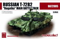 Russian T-72B2 Rogatka Main Battle Tank