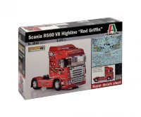 "Грузовик Scania R560 Highline ""Red Griffin"""