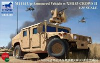 M1114 Up-Armoured Vehicle w/XM153 CROWS II
