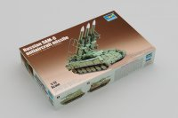 САУ  Russian SAM -6 antiaircraft missile  (1:72)