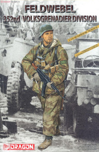 Feldwebel, 352nd Volksgrenadier Division