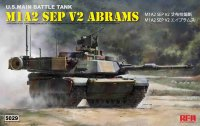U.S. Main Battle Tank M1A2 SEP V2 ABRAMS