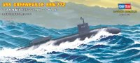 Подлодка USS Navy Greeneville submarine SSN-772