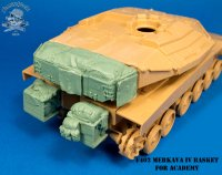F402 Merkava IV basket, For Academy