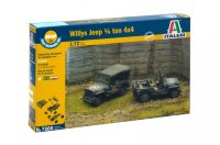 Jeep Willys 4X4 (2 ШТ.)