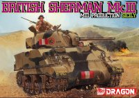 Танк Sherman Mk.III Mid Production, Sicily