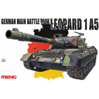 MENG Немецкий основной танк LEOPARD 1 A5(German main battle tank LEOPARD 1 A5)