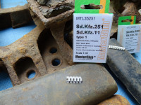 Tracks for Sd.Kfz 251, type 1