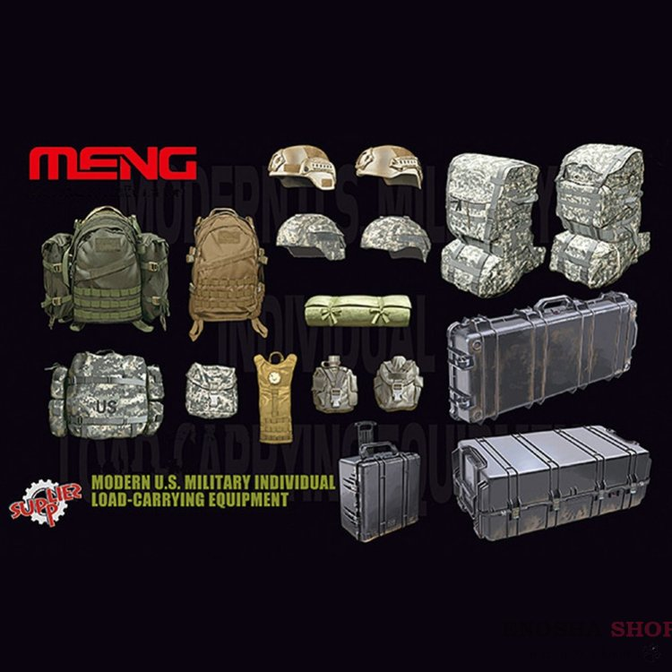 MENG Современное военное снаряжение(Modern U.S. Military Individual Load-Carrying Equipment) купить в Москве