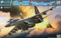 Российский самолет СУ-35 (Sukhoi Su-35 Super Flanker Red-88)