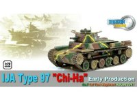 "Танк  IJA TYPE 97 ""CHI-HA"" EARLY PRODUCTION MALAYA 1941  (1:72)"