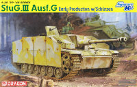 StuG III Ausf.G Early Production w/Schurzen