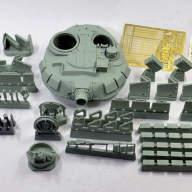 """T-64БМ """"Булат"""" Конверсионный набор включает фототравление ...  конверсионный"""