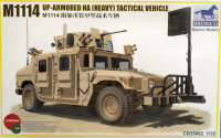 M1114 Up-Armored (Heavy) Tactical Vehicle