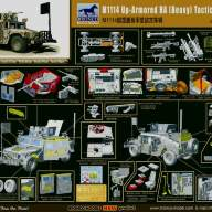M1114 Up-Armored (Heavy) Tactical Vehicle  - M1114 Up-Armored (Heavy) Tactical Vehicle